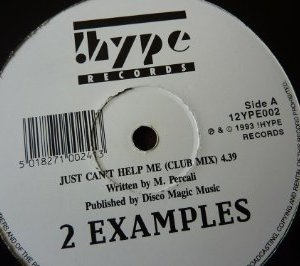 2 Examples - Just Can't Help Me
