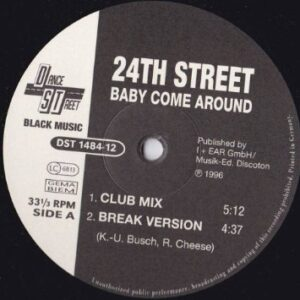 24th Street - Baby Come Around