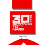 30 Seconds To Mars - Red Arrow - Shirt