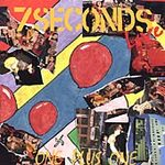 7 Seconds - Live One Plus One - Cassette tape on Giant Records