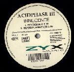 "Acidphase III - Innocence - 12"" vinyl single on ZYX Records"