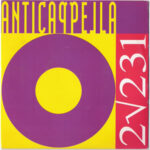 Anticappella - 2/231 - Vinyl import 7 inch by Gianfranco Bortolotti UK club hit