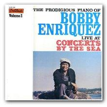 Bobby Enriquez - Live At Concerts By The Sea Volume 2 - Vinyl album on GNP Crescendo Records