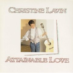 Christine Lavin - Attainable Love - Vinyl album on Rounder Philo Records