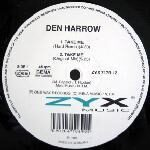 "Den Harrow - Take Me - 12"" Vinyl Single on ZYX Records"