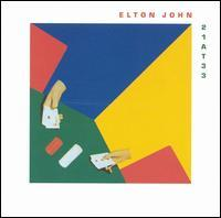 Elton John - 21 At 33 - Vinyl album on MCA Records 1980