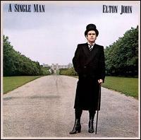 Elton John - A Single Man - Vinyl LP in Gatefold Packaging on MCA Records 1978