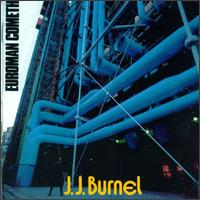 JJ Burnell - Euroman Cometh - Vinyl album featuring The Stranglers UK import on Mau Mau Records