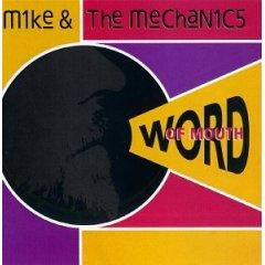 Mike & The Mechanics - Word Of Mouth - Vinyl LP on Virgin Records