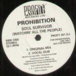 Prohibition - Soul Survivor