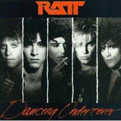 Ratt - Dancing Undercover - Vinyl LP on Atlantic Records 1986