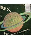 "Side F-X - This Is A Journey - 12"" Vinyl Single on Nastymix Records"