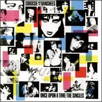 Siouxsie And The Banshees - Once Upon A Time The Singles - Cassette tape on PVC Records