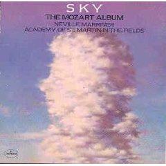 Sky - The Mozart Album - Classic rock vinyl album on Mercury Records