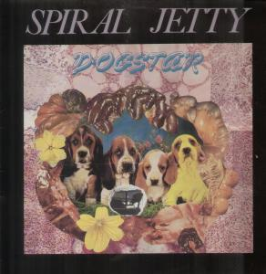 Spiral Jetty - Dogstar - Vinyl album on Absolute A Go Go Records