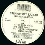 "Strawberry Bazaar - Bingo Specs Boogie - 12"" Vinyl Single on Limbo Records"