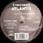 Taucher - Atlantis - 12 Inch Vinyl Record on ZYX Music
