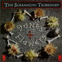 The Screaming Tribesman - Bones plus Flowers - Vinyl album on Rykodisc Records 1988