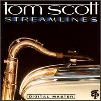 Tom Scott - Streamlines - Vinyl album on GRP Records 1987