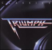 Triumph - Classics - Vinyl Album on MCA Records