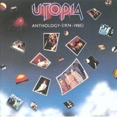 Utopia - Anthology (1974-1985) - Vinyl Album on Rhino Records