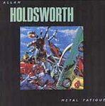 Allan Holdsworth - Metal Fatigue - Cassette tape on Enigma Records 1985
