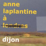 Anne Laplantine - Dijon - French Import Compact Disc on Noise Museum Records