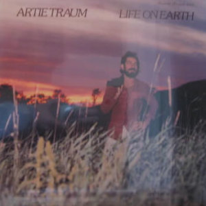 Artie Traum - Life On Earth - Vinyl album on Folk label Rounder Records