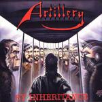 Artillery - By Inheritance - Denmark thrash metal cassette tape on Roadrunner Records