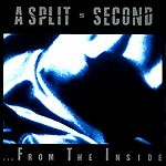 A Split Second - From The Inside - Vinyl album on Wax Trax Records 1988