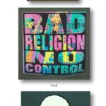 Bad Religion - No Control - Shirt