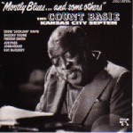 Count Basie - Kansas City Septem / Mostly Blues And Some Others - Cassette tape on Pablo Records