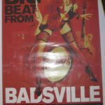 The Cramps - Big Beat From Badsville - Epitaph Records promotional poster