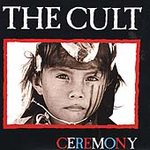 The Cult - Ceremony - Cassette tape on Sire Records