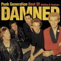 The Damned - Punk Generation - Compact Disc