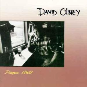 David Olney - Deeper Well - Vinyl Album on Rounder Records