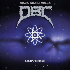 DBC (Dead Brain Cells) - Universe - Cassette tape on Relativity Records