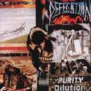 Defecation - Purity Dilution - CD featuring Mick Harris of Napalm Death on Nuclear Blast Records