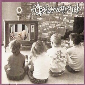 Disenchanted - How Can We Lose When We're So Sincere - Compact Disc on Mother Box Records on Mother Box Records