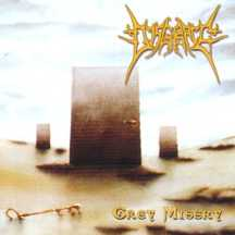 Disgrace - Grey Misery - Vinyl Album
