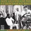 Dizzy Gillespie - Dizzys Big 4 - Cassette tape on Pablo Records