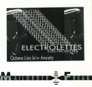 Electrolettes - Mailorder Freak - Numbered 7 inch of Kill Rock Stars Records Limited Edition of 2000