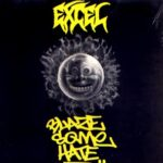 Excel - Blaze Some Hate - Vinyl album on Caroline Records
