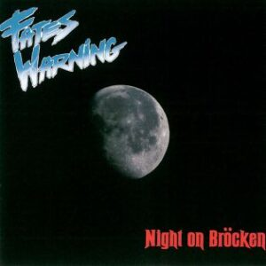 Fates Warning - Night On Brocken - Cassette tape on Metal Blade Records