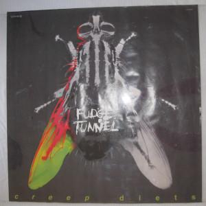 Fudge Tunnel - Creep Diets - 1993 Record Store Promo Poster