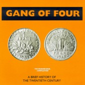 Gang Of Four - A Brief History Of The Twentieth Century - Cassette on Warner Brothers Records