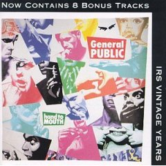 General Public - Hand to Mouth - Vinyl Album on IRS Records