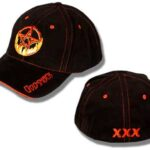Godsmack - Burning Pentagram - Baseball Hat