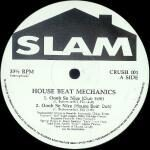 "House Beat Mechanics - Ooh So Nice - 12"" Vinyl Single on ZYX Records"
