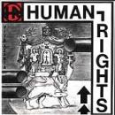 HR - Human Rights - Cassette tape on SST Recirds